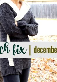 Enjoy the great finds from my Stitch Fix - December 2015!