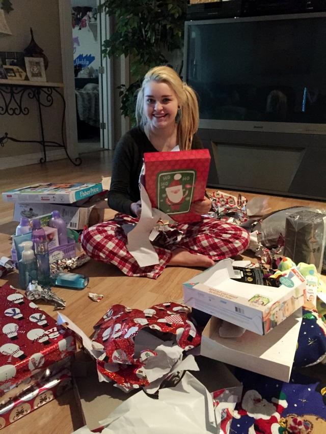 Alexis- Christmas 2015