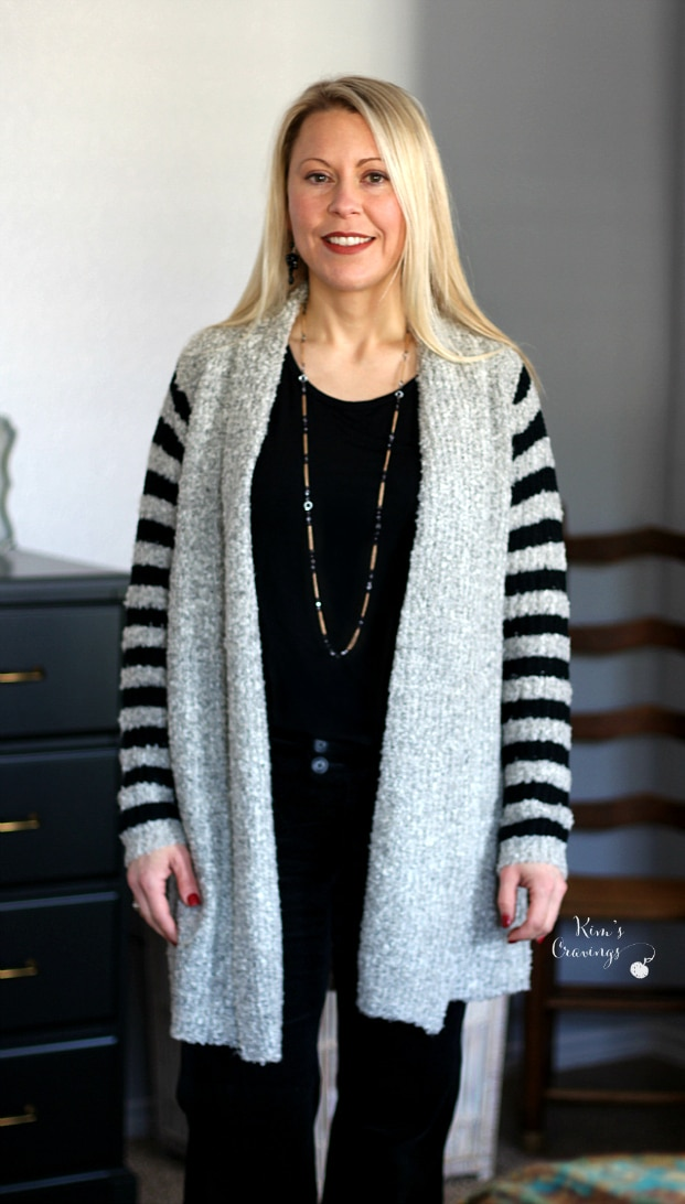 Stitch Fix- Nella Open Cardigan by 11 Star | XS | 64.00