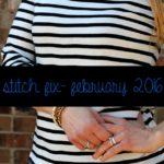 Stitch Fix- February 2016