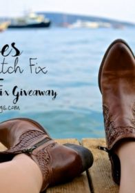 My favorite personal styling service not only offers clothing and accessories, you can now receive the most fab shoes from Stitch Fix. Yay!