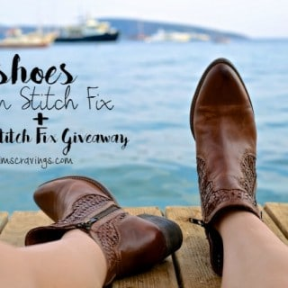 Shoes from Stitch Fix + Giveaway