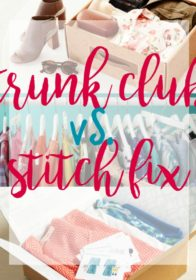Trunk Club vs. Stitch Fix- Which is the better service?