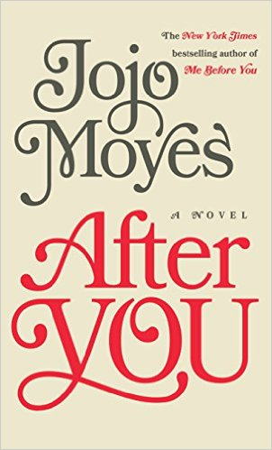 2016 Summer Reading List- After You by Jojo Moyes