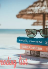 2016 Summer Reading List- books to make you laugh, cry and keep you on the edge of your beach towel!