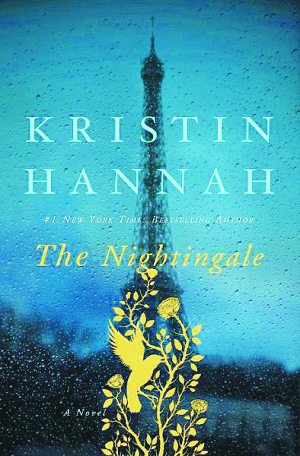2016 Summer Reading List- Nightingale by Kristin Hannah