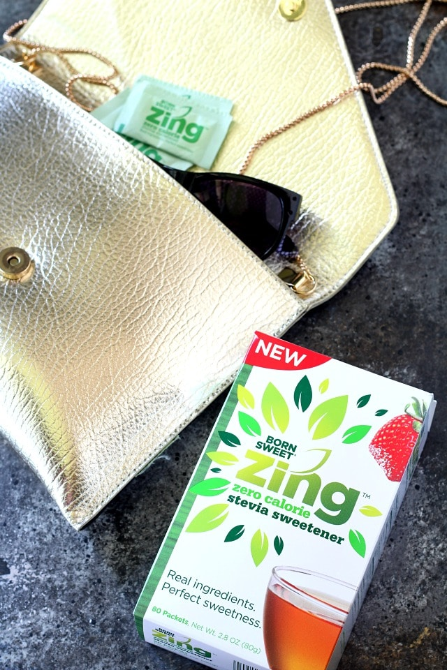 Born Sweet Zing™ Zero Calorie Stevia Sweetener is definitely helping me have a sweet summer. Read more to discover the greatness of Zing!