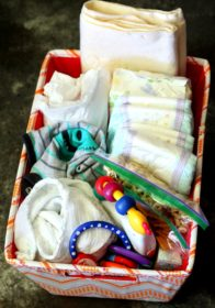 Creating an emergency diaper kit for the car was one of the smartest things that I've done to stay prepared as a grandmother on the go.