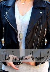 As scarf, bootie and sweater season gets into full effect, I wanted to share with you all of the fun goodies I received in my November 2016 Trunk Club and highlight my favorite fall fashion staples.