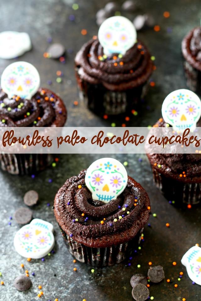 recipe: flourless cupcakes [18]