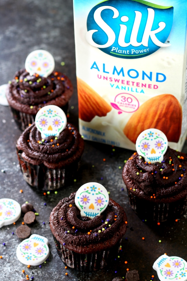 I have been making these Flourless Paleo Chocolate Cupcakes for years. They're simply the best - my kiddos love them, they're so easy and they're even super healthy.
