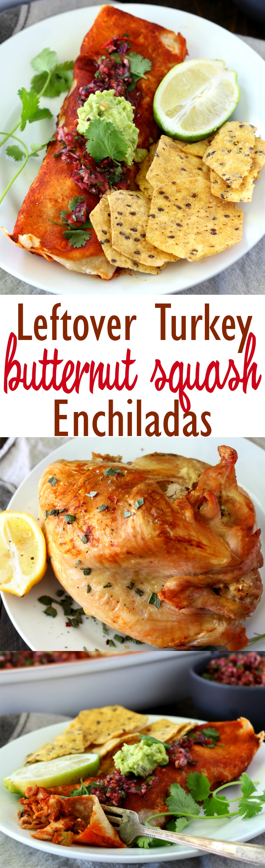 Leftover turkey recipes enchiladas chicken