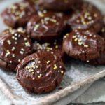 Gluten-Free Texas Sheet Cake Cookies with a Peanut Butter Twist
