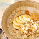 Detox Quinoa Oatmeal Porridge