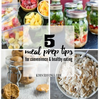 New Year, New You: 5 Meal Prep Tips
