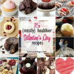 15 (mostly) Healthier Valentine's Day Recipes + Giveaway
