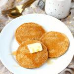 Gluten-Free Vanilla Chai Tea Pancakes