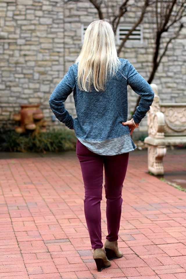 March 2017 Stitch Fix Review- Wiley Adele Skinny Jean by Liverpool | 2P | 88.00