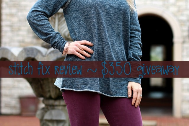 March 2017 Stitch Fix Review