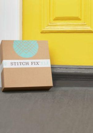 April 2017 Stitch Fix Review