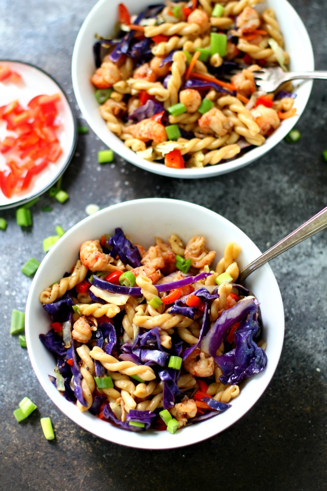 Quick Lo Mein Pasta - your new go-to for busy weeknights!