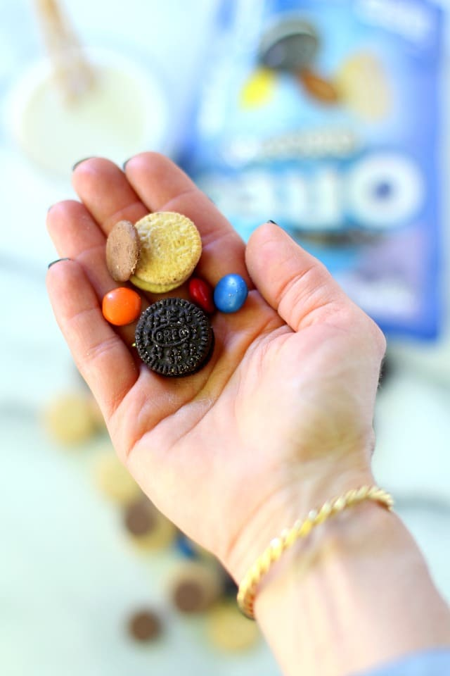 The MILKA OREO CHOCO-Mix might have been so irresistible we ate the whole bag in one day. Oops!