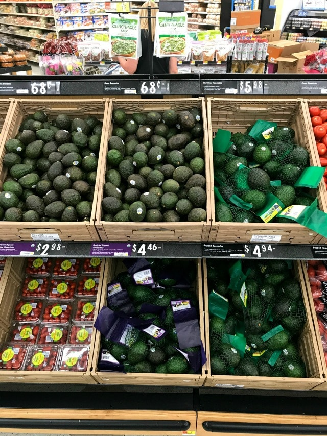 RO*TEL and Avocados from Walmart