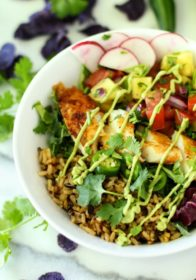 Quick, easy, delicious dinner in under 30-minutes!