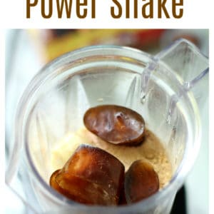 Caffè Mocha Power Shake