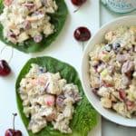 Ultimate Cherry Chicken Summer Salad