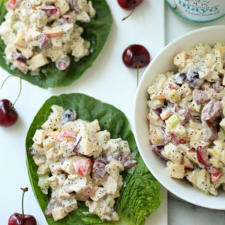 Ultimate Cherry Chicken Summer Salad