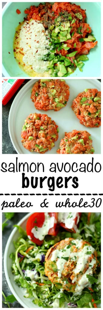 It's grilling season, guys, and delicious Salmon Avocado Burgers with Dorot are the BEST way to celebrate! They're easy, tasty and super healthy.