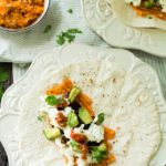 Sweet Potato Black Bean Breakfast Burritos - You're going to love this healthy, tasty, protein-packed breakfast! {gluten-free & dairy-free}