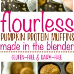 Moist and packed with fall flavor and the perfect amount of spice, these Pumpkin Protein Muffins are so delicious that I can guarantee no one will ever know that they're loaded with protein and healthy carbs, and that they are low in sugar! With this winning combination of flavor and nutrition, they are sure to be a hit this fall season!