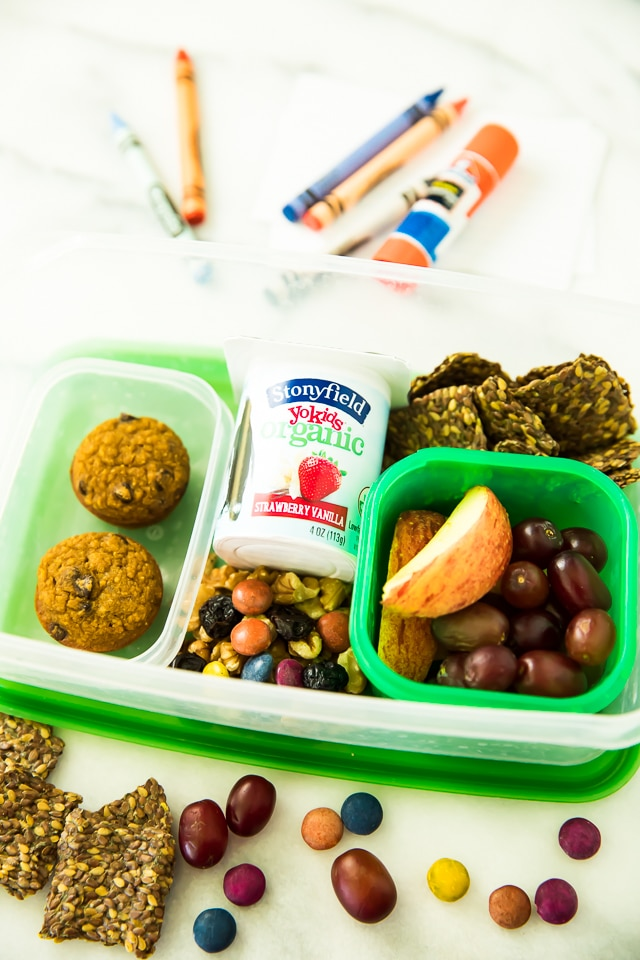 This low-sugar organic yogurt snack is a hit with both kids AND adults! Enjoyed with your favorite fruit, muffin, or on their own for a tasty snack or an easy, on-the-go breakfast.