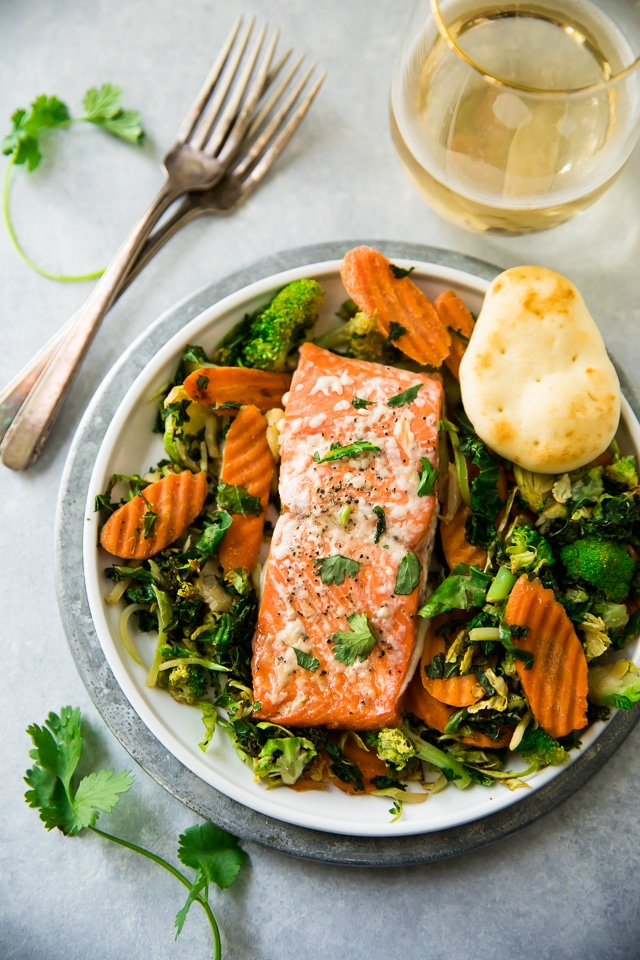 honey cilantro lime salmon kim s cravings