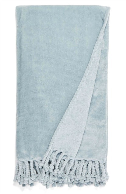 Kennebunk Plush Throw
