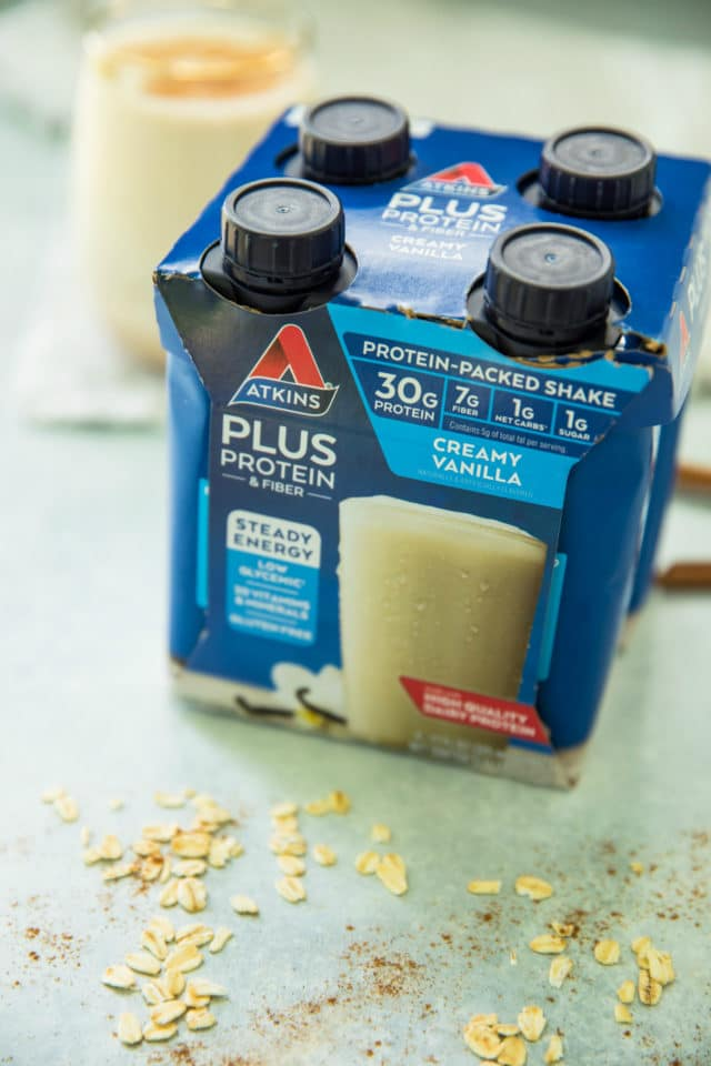 Atkins Plus Protein Creamy Vanilla Protein drinks