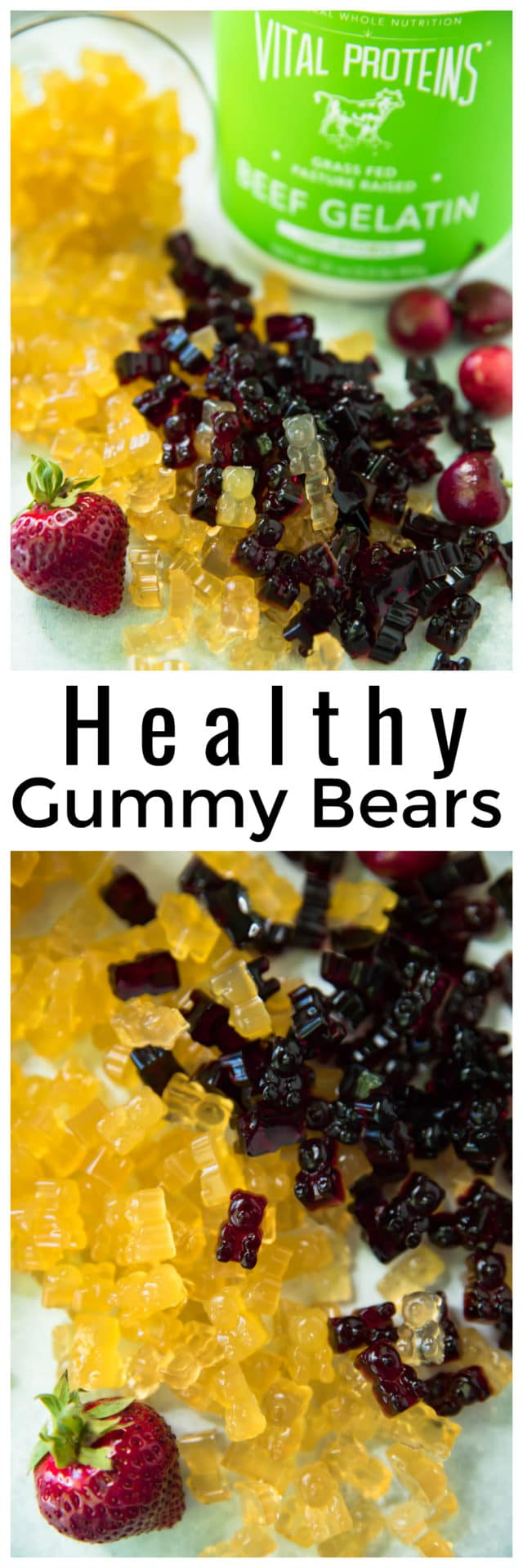 Healthy Gummy Bears Three Flavors Apple Strawberry Lemonade Tart Cherry Kim S Cravings Seriously though, i've made this one over and over and over again to get it right. healthy gummy bears three flavors