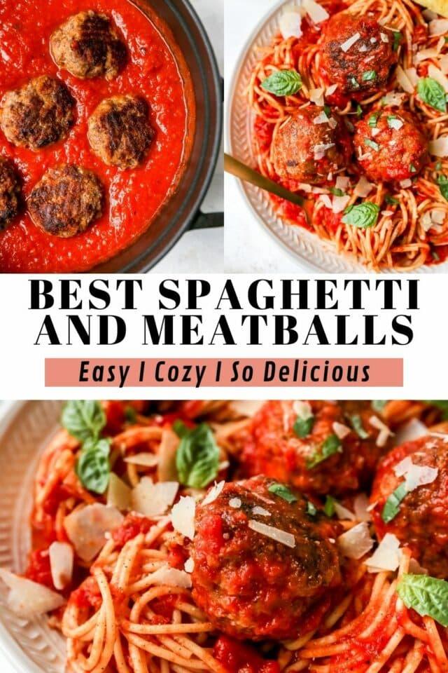 Best Spaghetti & Meatballs
