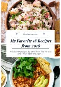Waldorf tuna salad and healthy taco soup