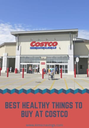 front of the Costco store
