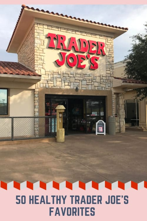 Trader Joe's storefront in Fort Worth