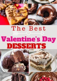 all of the best Valentine's Day Desserts