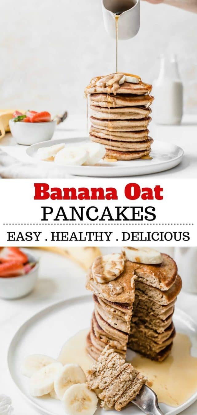 how to make easy banana pancakes