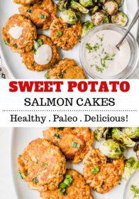 how to make fresh salmon cakes