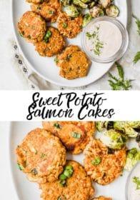 how to make salmon cakes