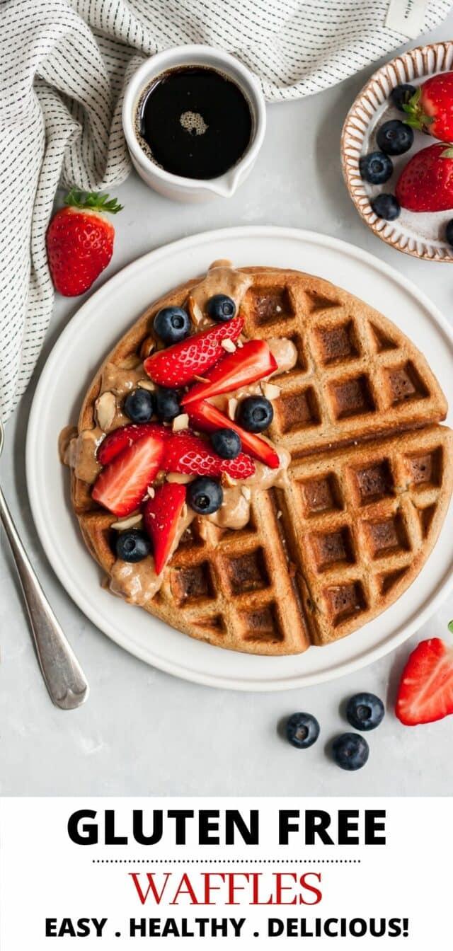 easy, crispy waffle recipe
