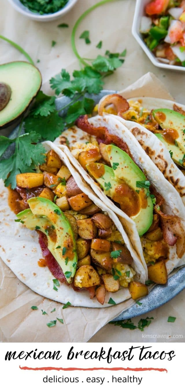 how to make breakfast tacos for a crowd
