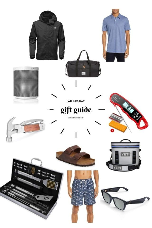 Father's Day Gift Guide collage
